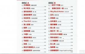 抖音音乐排行榜热门歌曲60首CD