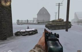 单机游戏:荣誉勋章系列 (射击类游戏)(29G)