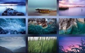 经典风景+植物壁纸图片打包下载