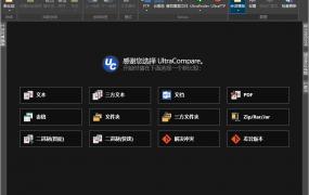 强大的文件比较软件UltraCompare绿色免注册版
