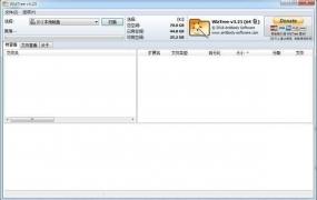 磁盘空间分析工具:wiztree绿色免安装中文版