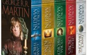 乔治·R·R·马丁-冰与火之歌(全15册)epub电子书