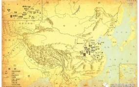高清中国版图历史演变电子图(22张)